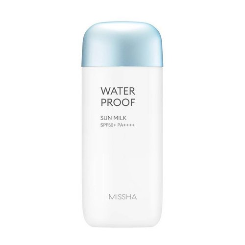 Missha All-around Safe Block Waterproof Sun Milk
