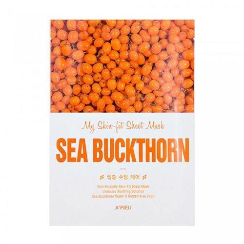 A'pieu My Skin Sea Buckthorn Fit Sheet Mask