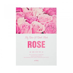 A'pieu My Skin Rose Fit Sheet Mask