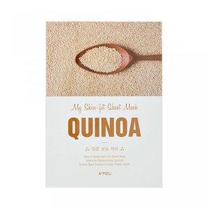 A'pieu My Skin Quinoa Fit Sheet Mask