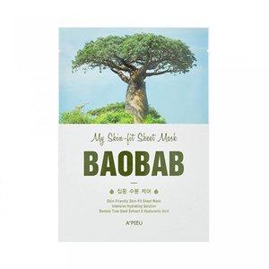 A'pieu My Skin Baobab Fit Sheet Mask