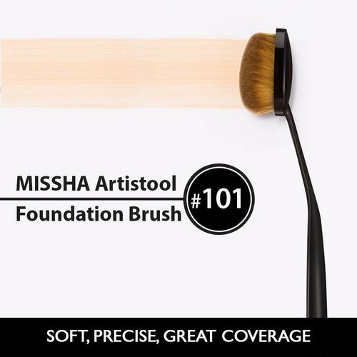 Missha Artistool Foundation Brush 101