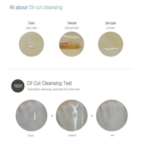 Troiareuke ACSEN Oil Cut Cleansing 1+1