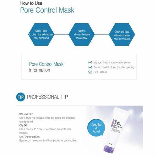 Troiareuke ACSEN Pore Control Mask