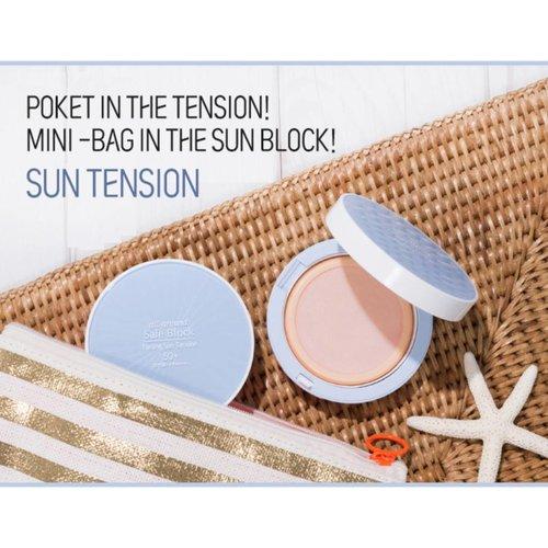 Missha All Around Safe Block Toning Sun Tension SPF50+/PA++++