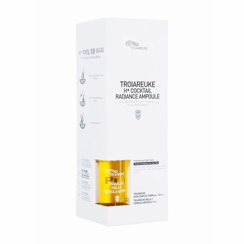Troiareuke H+ Cocktail Radiance Ampoule