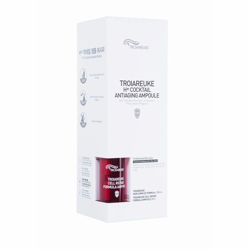 Troiareuke H+ Cocktail Antiaging Ampoule