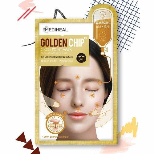 Mediheal Golden Chip Circle Point Mask