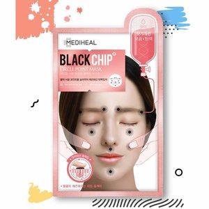 Mediheal Black Chip Circle Point Mask
