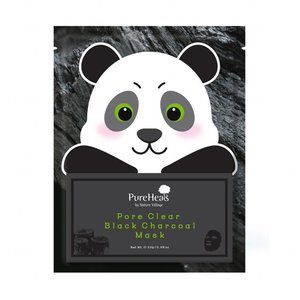 Pure Heal's Pore Clear Black Charcoal Mask