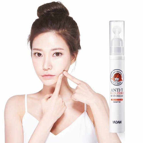 Yadah Anti-T Red Zero Spot Cream