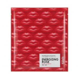 Manefit Bling Bling Energizing Rose Hydrogel Mask
