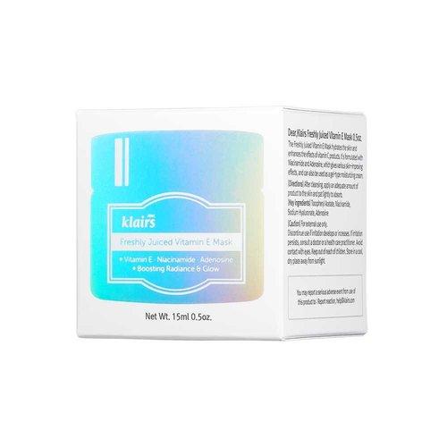 Klairs Freshly Juiced Vitamin E Mask 15 ml