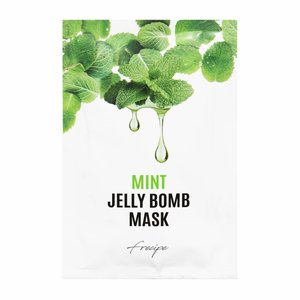 Frecipe Mint Jelly Bomb Mask