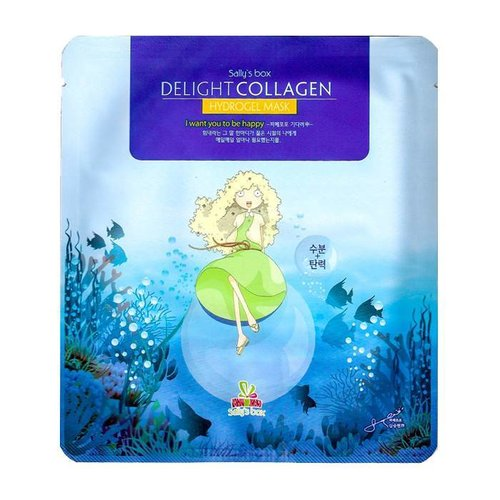 Sally's Box Delight Collagen Hydrogel Mask