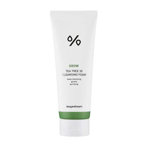 Leegeehaam Tea Tree 30 Cleansing Foam