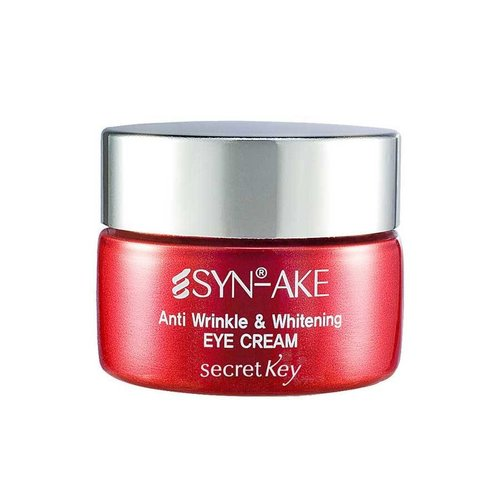 Secret Key Sny-ake Anti Wrinkle & Whitening Eye Cream
