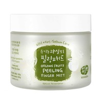 Organic Fruits Peeling Finger Mitt - Sebum Care