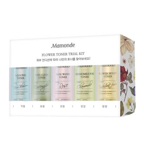 Mamonde Flower Toner Trial Kit