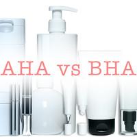 Peelings: Soll ich AHAs oder BHAs verwenden - welches ist besser?