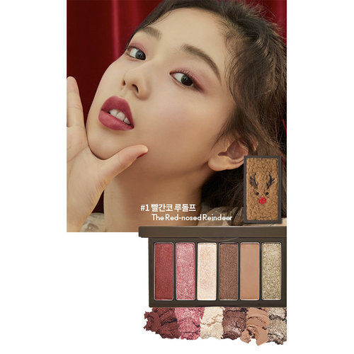 Etude House Rudolph Coming To Town Play
