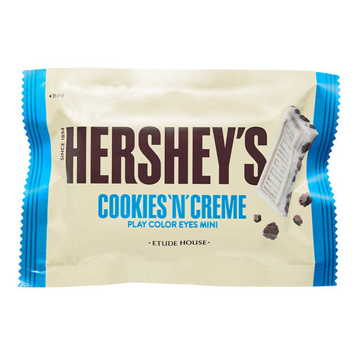 Etude House Play Color Eyes Mini Hershey's #Cookies N Cream