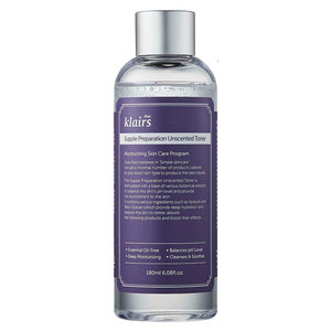 Klairs Supple Preparation Unscented Toner