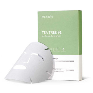 Aromatica Tea Tree 91 Anti-Blemish Calming Mask