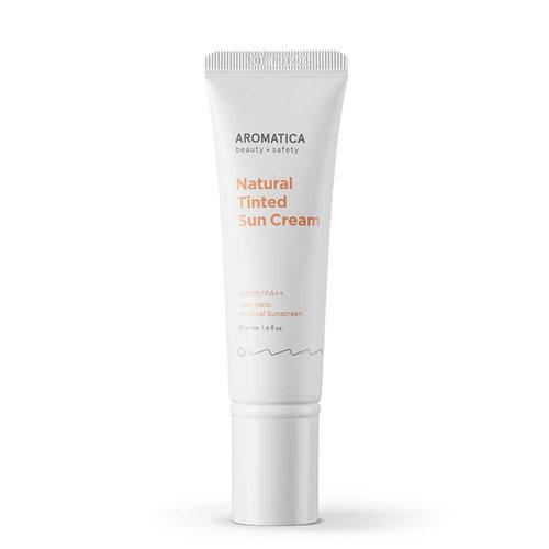 Aromatica Natural Tinted Sun Cream