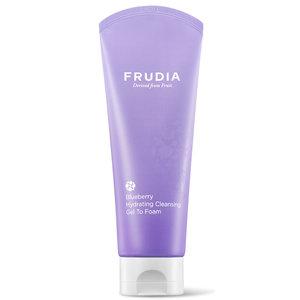 Frudia Blueberry Hydrating Cleansing Gel To Foam