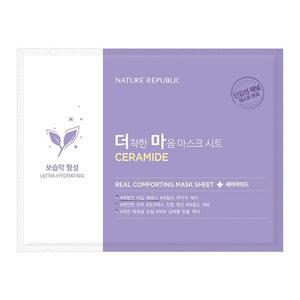 Nature Republic Real Comforting Mask Sheet [Ceramide]