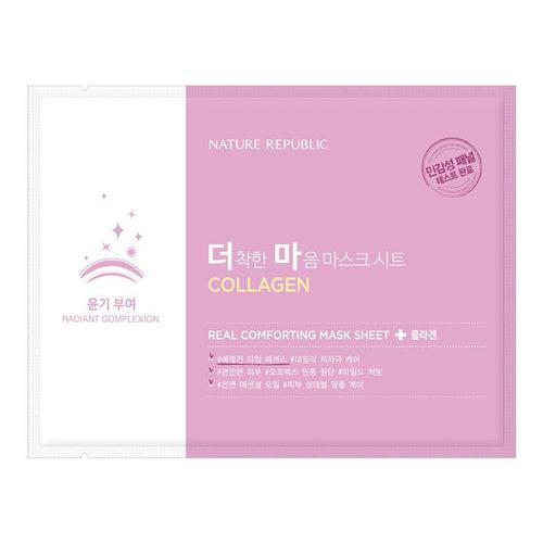 Nature Republic Real Comforting Mask Sheet [Collagen]
