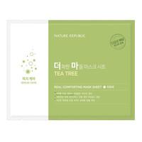 Real Comforting Mask Sheet [Tea Tree-20ppm]
