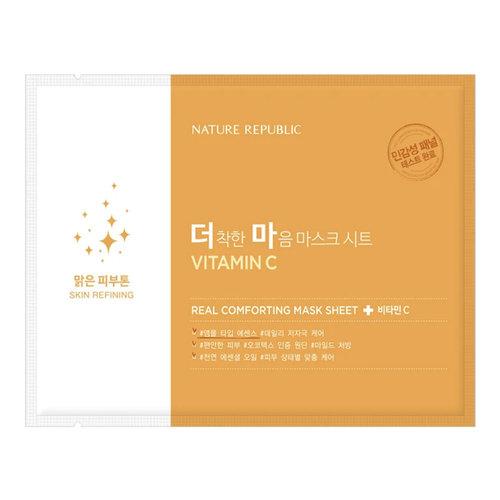 Nature Republic Real Comforting Mask Sheet [Vitamin C]