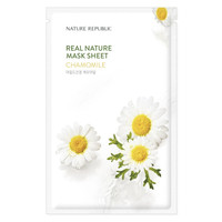 Real Nature Chamomile Sheet Mask