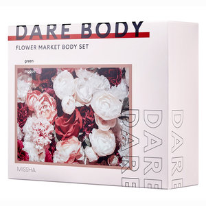Missha Dare Body Special Set - Flower Market