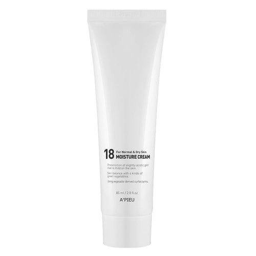 A'pieu 18 Moisture Cream (For Normal & Dry Skin)