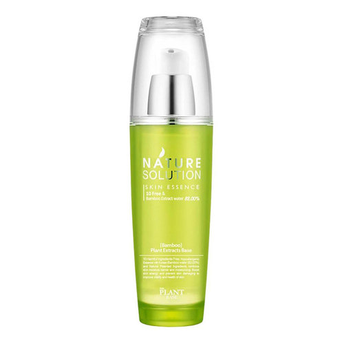 The Plant Base Nature Solution Skin Essence