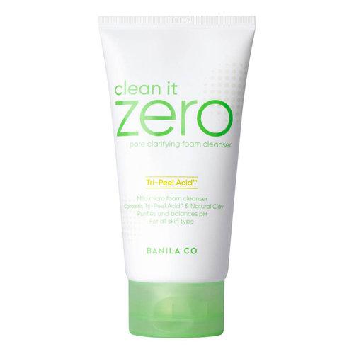 Banila Co Clean It Zero Pore Clarifying Foam Cleanser