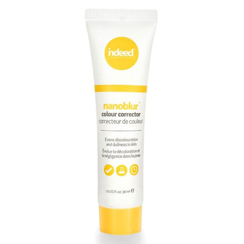 Indeed Labs Nanoblur Colour Corrector CC Cream (Yellow)