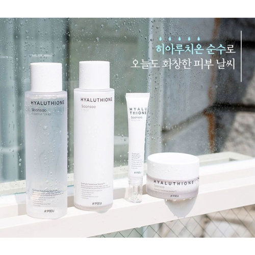 A'pieu Hyaluthione Soonsoo Lotion