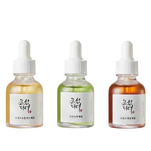 Beauty of Joseon Hanbang Trio (Serum Set)
