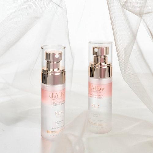 d'Alba Professional Repairing Hair Perfume Serum_Rose freesia