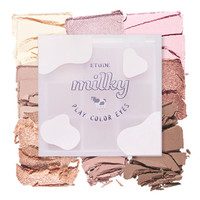 Play Color Eyes Milky New Year #Blueberry Milk