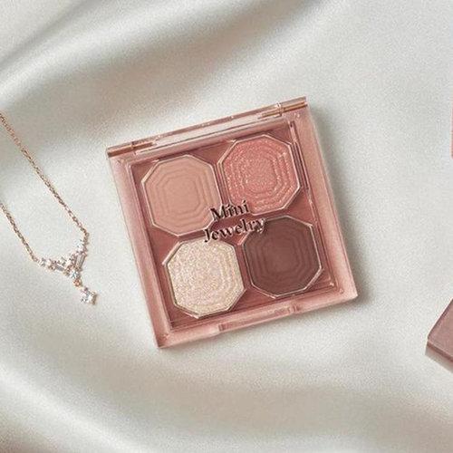 Etude House Play Color Eyes Mini Jewelry #02 Rosy Pendant