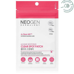 Neogen A-clear Soothing Spot Patch 24 Count (1 Pack)
