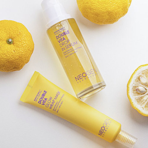 Neogen Double Vita Drop In Serum Skin Bright Kit