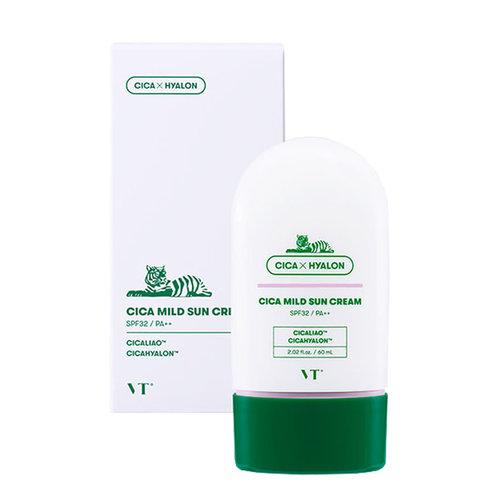 VT Cosmetics Cica Mild Sun Cream SPF32 PA++