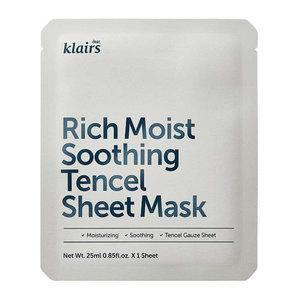 Klairs Rich Moist Soothing Tencel Sheet Mask