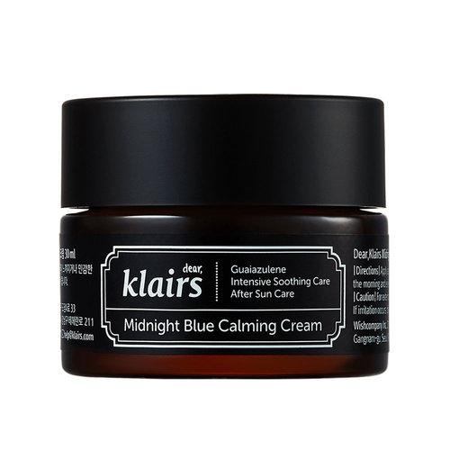 Klairs Midnight blue calming cream
